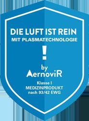 AernoviR Luftreinigung